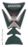 PRINT tankpad Engineering Maxi Monster szara