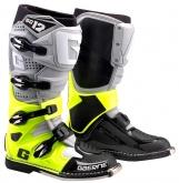 Buty motocyklowe GAERNE SG-12 szare/żółte/czarne rozm. 43