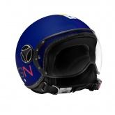 Kask Motocyklowy MOMO FGTR BABY (Blue Matt / Multicolor) rozm. S