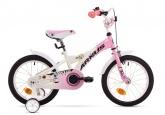 Rower Arkus Tola 16 Y Biało-Różowy