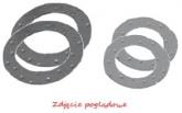 ProX Pierścienie Dystansowe Korbowodu Silver CRF450R '09-16 33x53x1.0