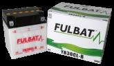 Akumulator FULBAT YB30CL-B (suchy, obsługowy, kwas w zestawie)