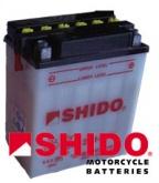 Akumulator YB4L-B/Shido