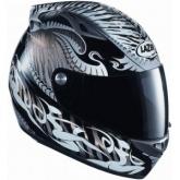 Kask motocyklowy LAZER OSPREY Africa czarny/szary