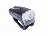 Lampa przednia 1-LED ROMET JY-378FC czarna