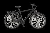 Rower Winora Holiday N7 Nexus 7 czarny 2019