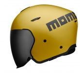 Kask Motocyklowy MOMO AERO (Gold Matt/ Grey Matt) rozm. XL