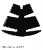 Tankpad PRINT 749-999 czarny