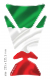 PRINT tankpad Engineering Italian flag