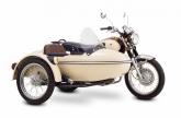 Motocykl Romet Classic 400 z koszem