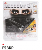 PRINT mask F5 black+grey
