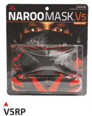 PRINT mask V5 red+grey