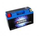 Akumulator SHIDO LTZ14S Litowo Jonowy