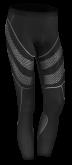 Spodnie termoaktywne damskie BUSE F 200 czarne