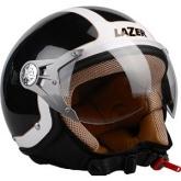 Kask motocyklowy LAZER JAZZ Classico biały/szary/złoty