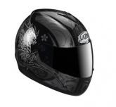 Kask motocyklowy LAZER VERTIGO Aikido czarny/szary