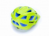 Kask rowerowy dziecięcy Romet model 509-1 zielony rozmiar M