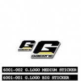 GAERNE G.LOGO BIG STICKER