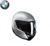 Kask BMW System 5 tytanowo/srebrny