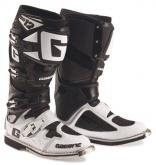 Buty motocyklowe GAERNE SG-12 czarne białe rozm. 41