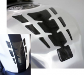 PRINT tankpad SLIM Ducati 696 Ducati Monster total carbon look