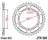 Zębatka napędowa tylna JTR500.41 - 41 zębów