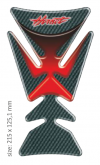 PRINT tankpad Engineering Maxi Hornet czerwone