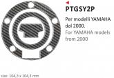 PRINT naklejka na wlew paliwa Yamaha from 2000