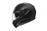 Kask Motocyklowy MOMO HORNET (MONO Black Matt / Silver) rozm. 2XS
