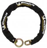 MICHELIN zestaw MINI U-LOCK + łańcuch 120 z ogniwem lasso (klasa S.R.A.)