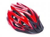 Kask rowerowy Romet model 151 czerwony rozm. M/L