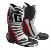 Buty motocyklowe GAERNE GP1 EVO nardo szare/czerwone rozm. 44