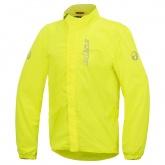 Kurtka motocyklowa przeciwdeszczowa BUSE żółty neonowy M
