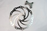 OVERSIZE MTB DISC WITH BRACKET (CONTOUR PROFILE) - 160MM TO 203MM