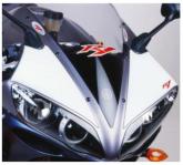 Naklejka na czachę PRINT Kit Spirit R1 2004/2006