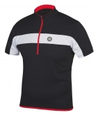Koszulka Rowerowa ETAPE FACE czarna rozmiar XL