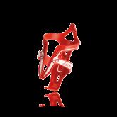 Koszyk Bidonu Zefal Pulse Fiber Glass Czerwony