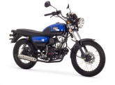 Motorower Romet Ogar Caffe 50 Granatowy