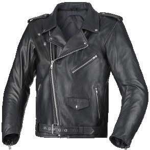 Kurtka motocyklowa BUSE Lancaster czarna 52