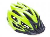 Kask rowerowy Romet model 151 zielony rozm. M/L