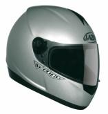 Kask motocyklowy LAZER VERTIGO LX srebrny