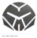 PRINT tankpad IROBOT carbon