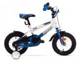 Rower Arkus Tom 12 Biało-Niebieski