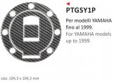 PRINT naklejka na wlew paliwa Yamaha up to 1999