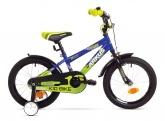 Rower Arkus Tom 16 R Niebiesko-Zielony