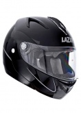 Kask motocyklowy LAZER PANAME (No ISV) Z-Line Lumino czarny metalik
