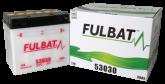 Akumulator FULBAT 53030 (suchy, obsługowy, kwas w zestawie)