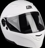 Kask motocyklowy LAZER MH2 Z-Line biały matowy