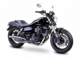 Motocykl Romet RCR 125 EURO 4 Czarny 2018