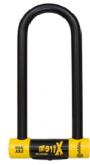 AUVRAY zapięcie U-LOCK  XTREM BIKE (klasa S.R.A.) 80 X 250